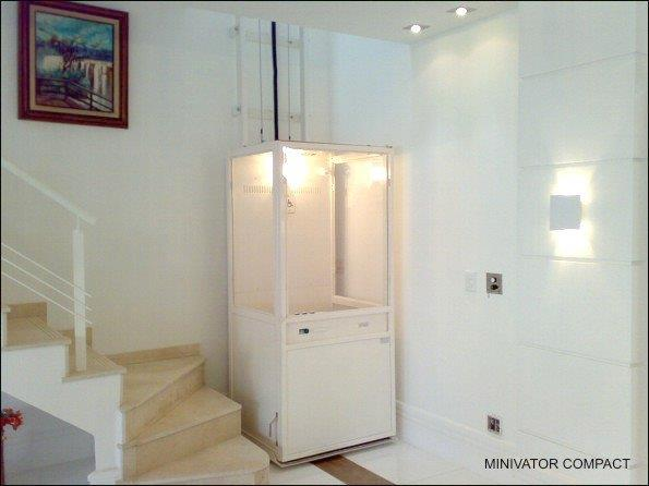 Well-known Elevadores residenciais rj - Minivator DF36